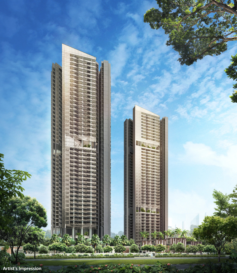 Commonwealth Towers Condo @ Queenstown MRT Station