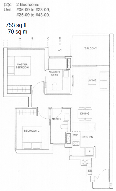 Commonwealth Towers Condo Floor Plans Queenstown Condo