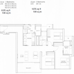 Commonwealth Towers Condo Floor Plans 3 Bedroom Premium