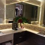 Commonwealth Towers Showflat :: Hotel Style Bathroom